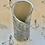 Thumbnail: Embroidered blue vase