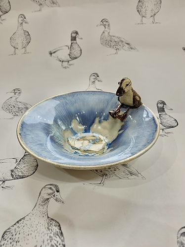Dinky Duckling tiny dish