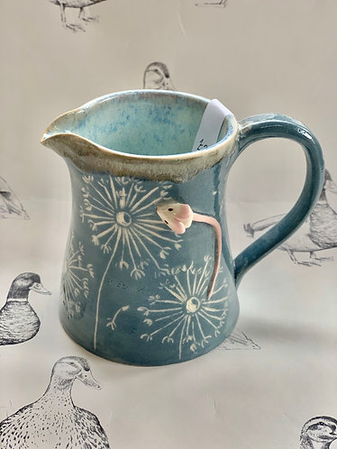 Mouse milk jug