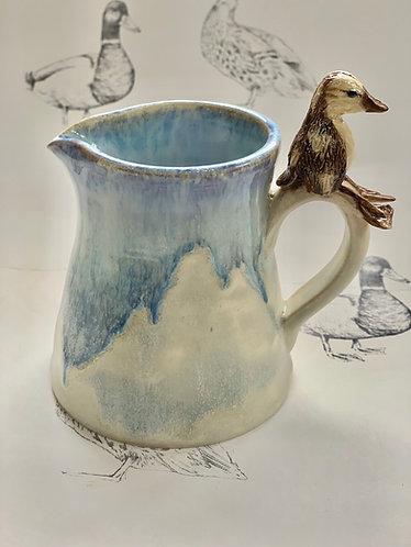 Small duckling jug