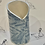 Thumbnail: Embroidered blue vase
