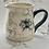 Thumbnail: Small dark grey/blue bee jug