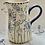 Thumbnail: Dandelion and poppy head jug