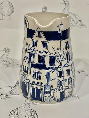 Stroud houses jug