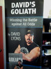 David Lyon's Book David's Goliath Is Still Inspiring People To Overcome Their Obstacles