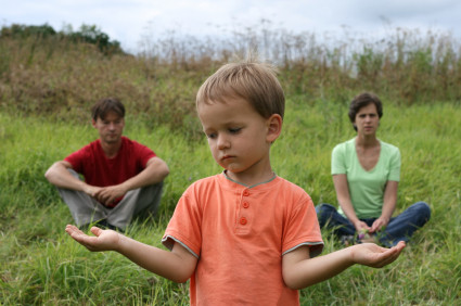 USING CHILDREN AS BAIT