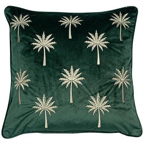 Miami Green Cushion