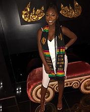 Miss Teen GHANA UK 2018 young ambassador