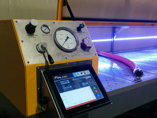 Atelier de montage de flexibles