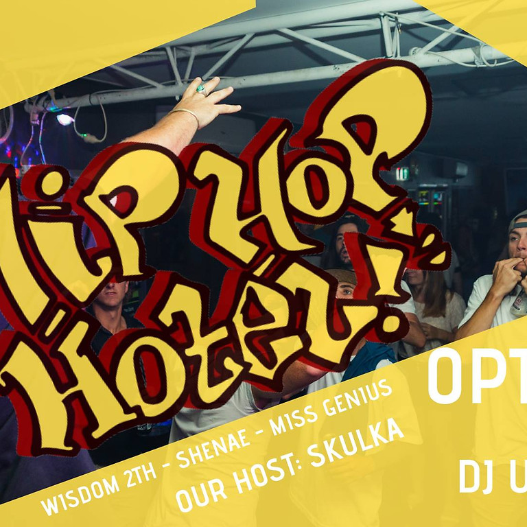 Hip Hop Hotel