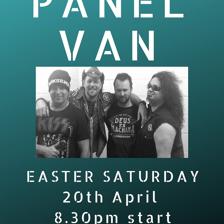 Easter Saturday LIVE MUSIC Panelvan