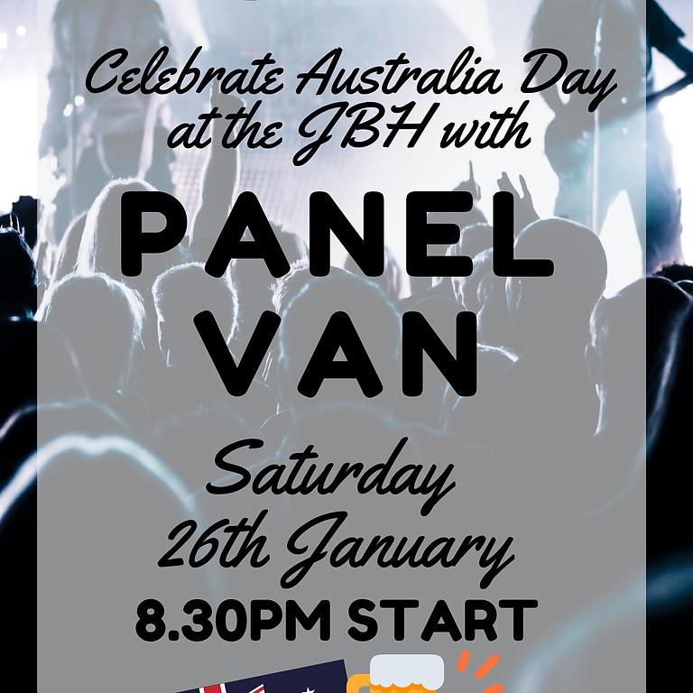 Australia Day at the JBH!
