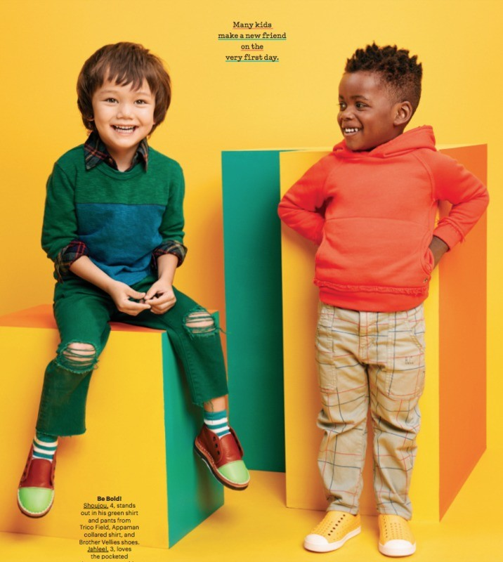 JAHLEEL | Parents Magazine