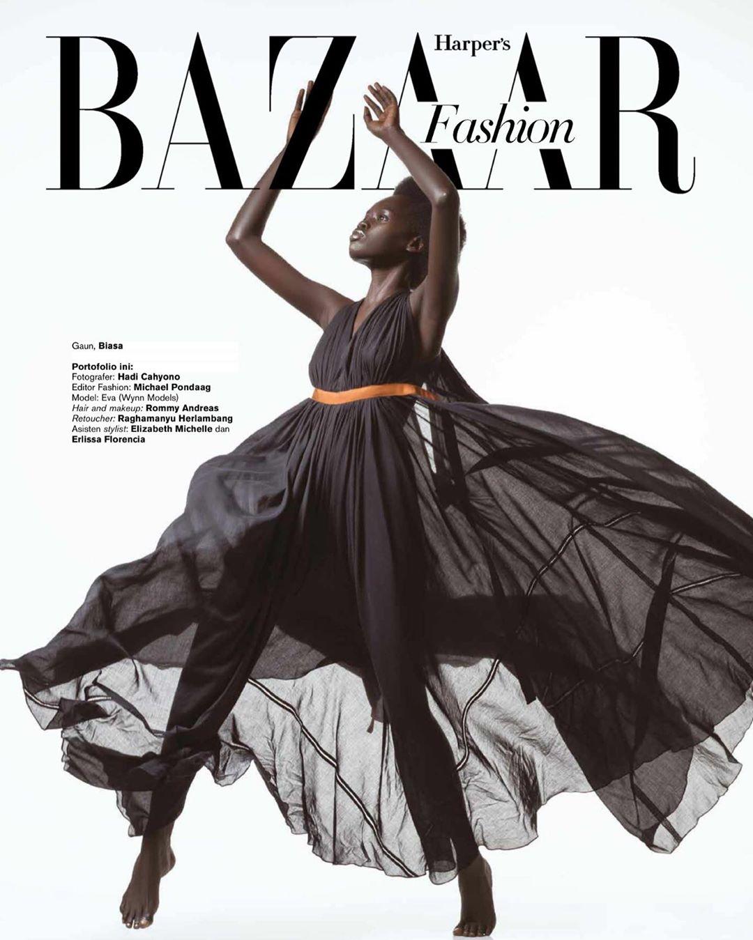 ABUK | Haper's Bazaar Indonesia