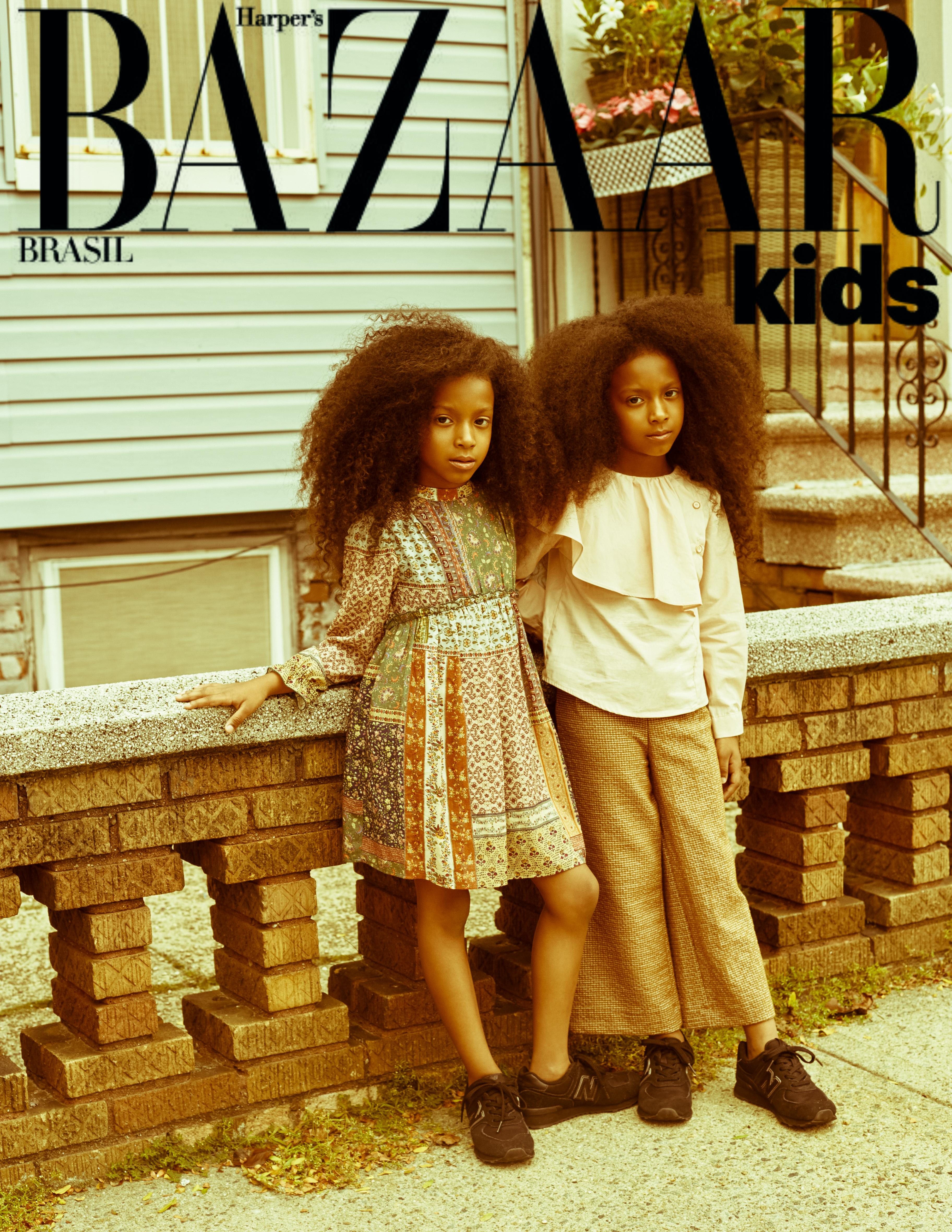 AMARA & JULIET | Harper's Bazaar