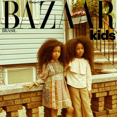 Harper's Bazaar Brazil, Oct. 2018