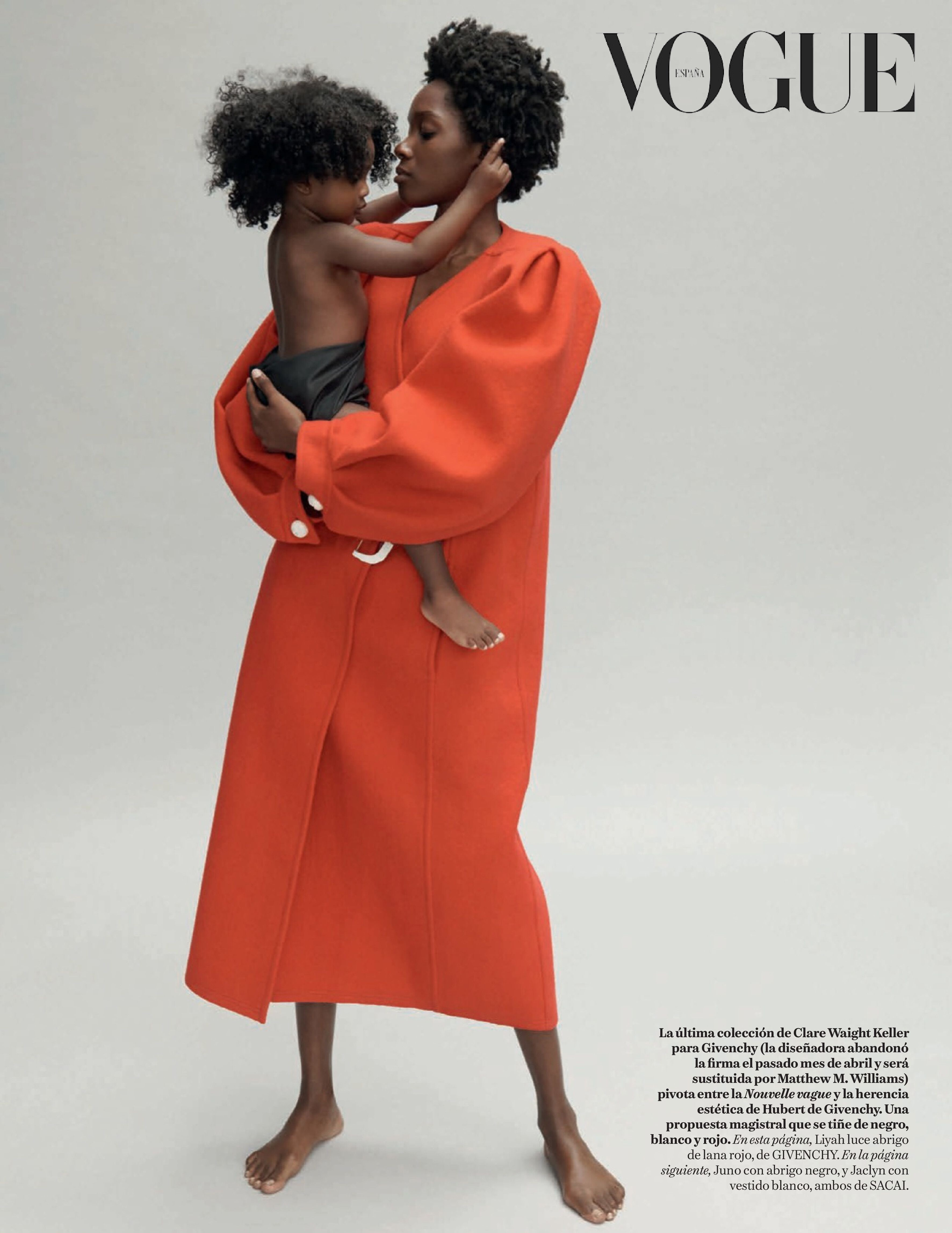 LIYAH | Vogue Spain
