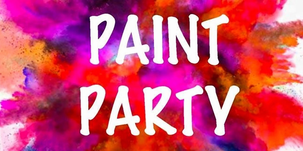 The Frosty Pallete (paint party)