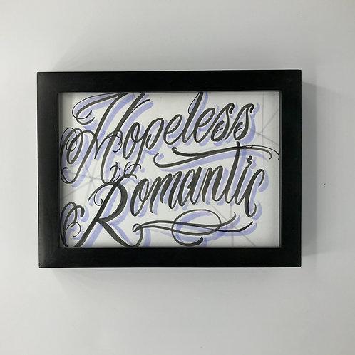 """Hopeless Romantic"" by Arturo DonJuan"