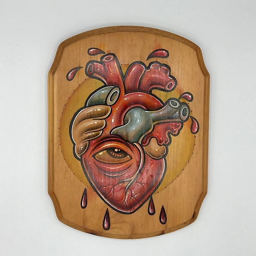 """Heart"" By Mike Herrera"