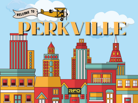 Perkville is live!