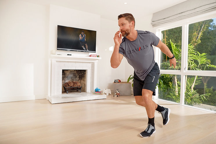 work out a home