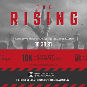 The Rising Run 2021