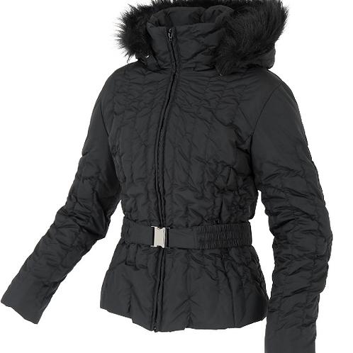 White Rock Sleek Ski Jacket Black