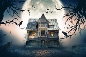 Ghosts of Craven Manor Online Team Building Game