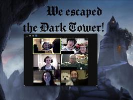 Dark Tower Team Victory Photo
