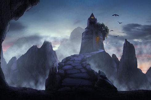The Dark Tower online escape room Fantasy Escape Games