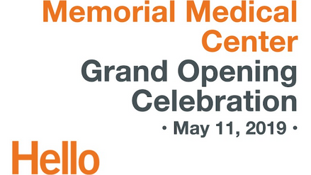 Matthew Will Memorial Medical Center Grand Opening Celebration 05.11.19