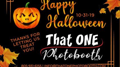 Trick or Treat Halloween 2019
