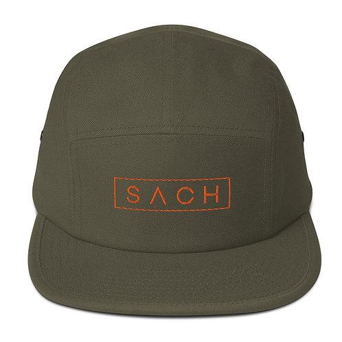 Gorra de cinco paneles - SACH CUSTOM02