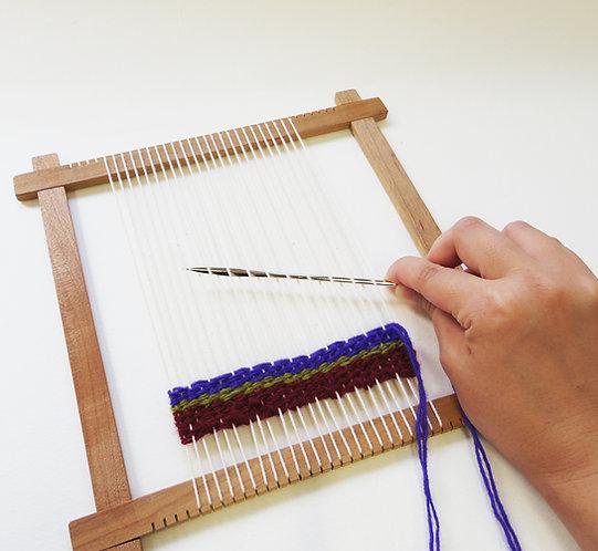 フレーム絵織りセット