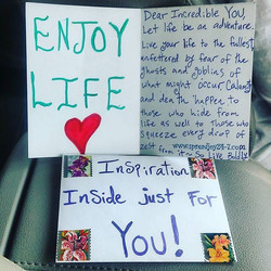 PLEASE HELP ME in creating and spreading more NOTES OF JOY AND HOPE.I NEED YOUR HELP..