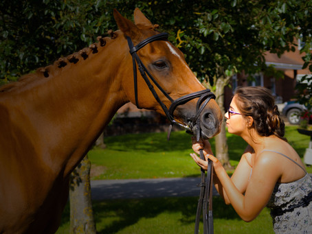 2-Hour Equestrian Photoshoot from £60
