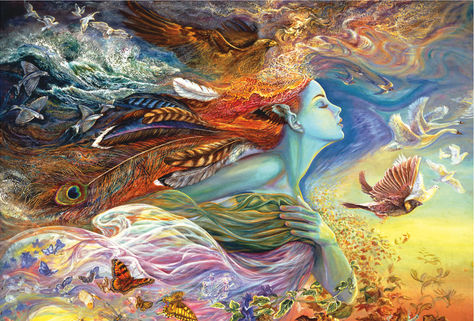 Josephine Wall-spirit of flight.jpg