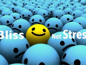 Bliss, Not Stress