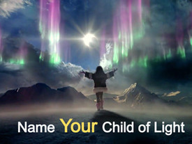 Name Your Child of Light