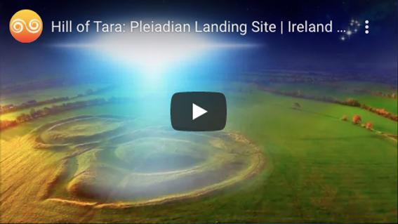 Hill of Tara - Pleiadian Landing Site.pn