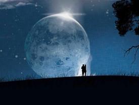Artificial Moon?