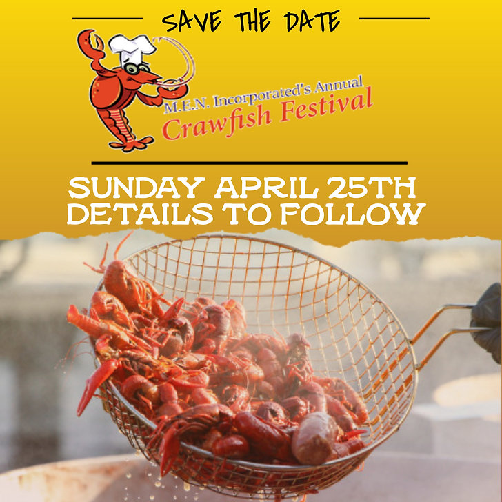 Copy of Copy of Crawfish Boil Flyer - Ma