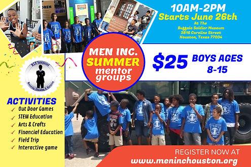 Copy of Kids Summer Camp banner Design -