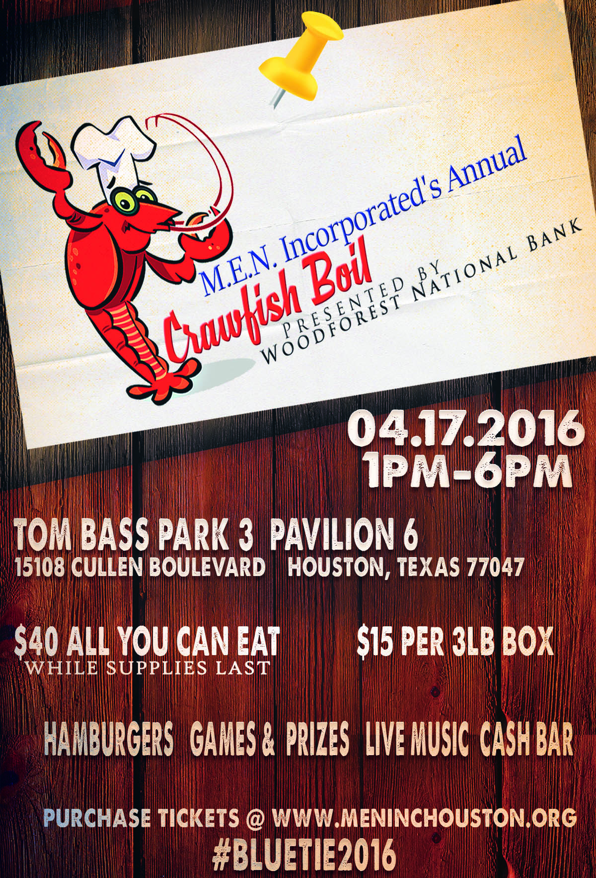 crawfish boil 16D