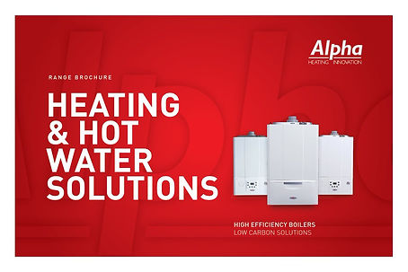 Alpha Heating & Hot Water Solutions