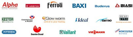 We deal with most of the boiler makes on the UK market.