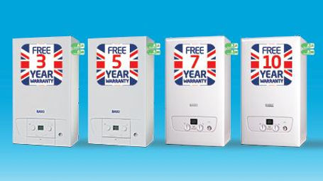Baxi Heating & Hot Water Solutions