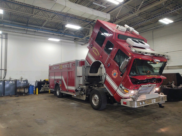 fire truck repair