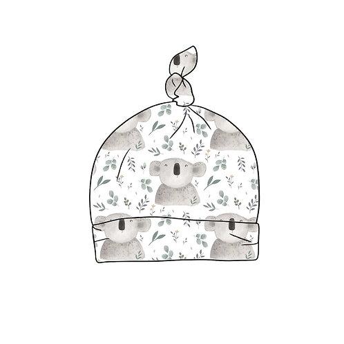 KOALA NEWBORN HAT